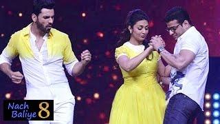 Download Nach Baliye 8 | Divyanka Tripathi dances with REEL & REAL life husband | 9th April 2017 EPISODE 3Gp Mp4