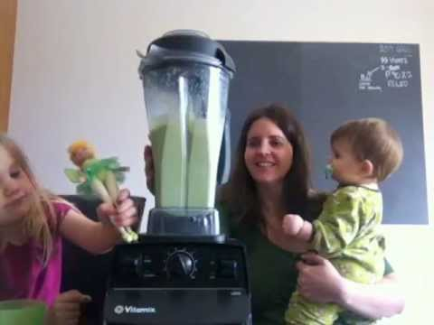 how to make broccoli juice in a blender