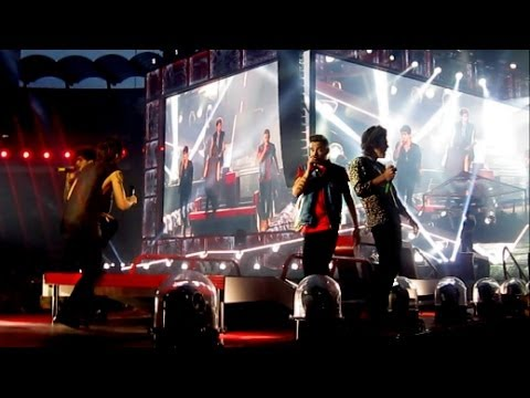 One Direction- Midnight Memories  Little Black Dress (live In San Siro) video
