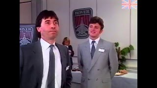 Rover - Rover 800 Fastback - Salesman Training Programme - A Question of Style (1988)