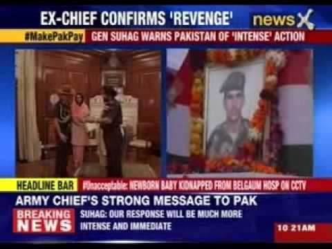 General Dalbir Suhag's strong message to Pakistan