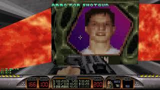 Duke Nukem Total Meltdown TC E4M7: Faces of Death (100%)