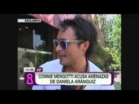 Connie Mengotti acusa amenazas de Daniela Aránguiz
