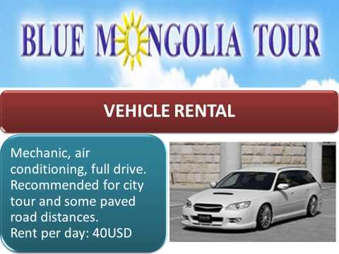 Blue Mongolia Tour & Travel Agency in Ulan Bator