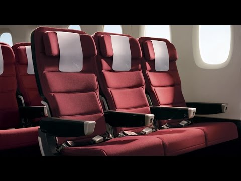 Qantas Airways   Economy   Boeing 747-400   Hong Kong HKG to Melbourne MEL   Express report HD