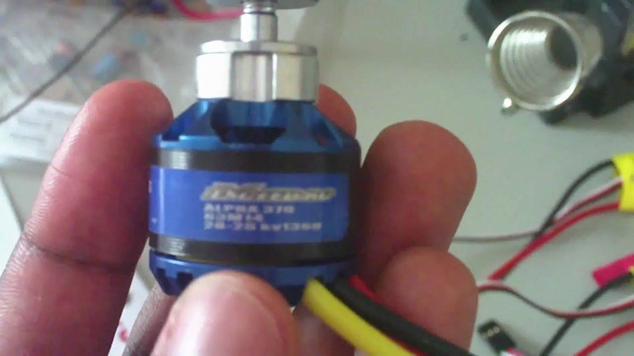 Arduino Electronic Speed Controller Esc Alpha 370