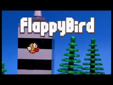 LEGO Flappy Bird
