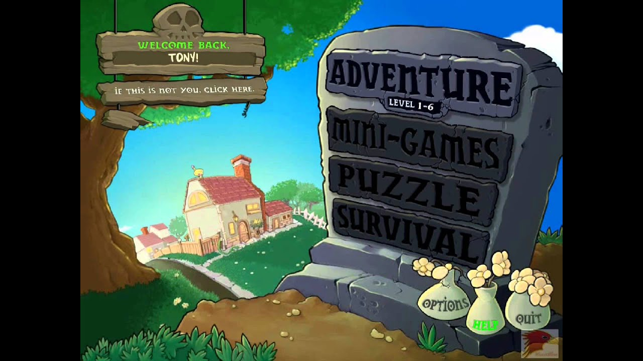 Download Game Plants Vs Zombie Adventure Full Version Gratis