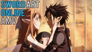 Sword Art Online AMV - For Those Who Wait
