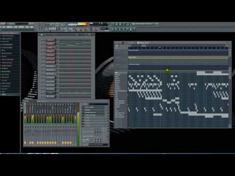Xp3rtZ - FL Studio Song + Mw2 clip