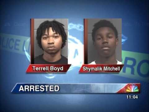 41NBC/WMGT - Warner Robins High School Arrests - 2.05.14