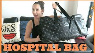 What Is In My Bag To Hospital?