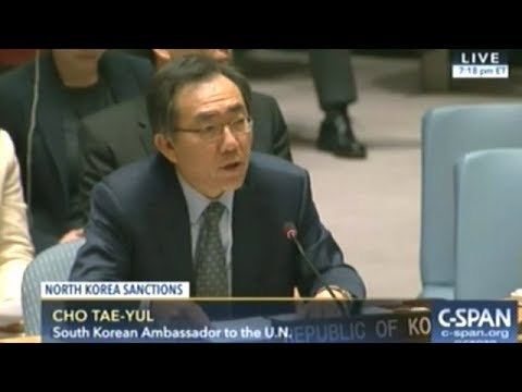 Emergency U.N. Security Council Meeting Approves NEW Sanctions Against North Korea!