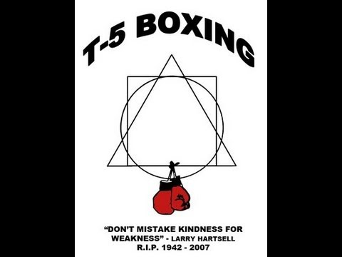 T-5 Boxing- Wyatt performs focus mitt drills ,punches 1-3 Image 1