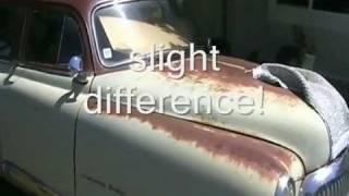 A 2 minute look at a 1951 Nash statesman super