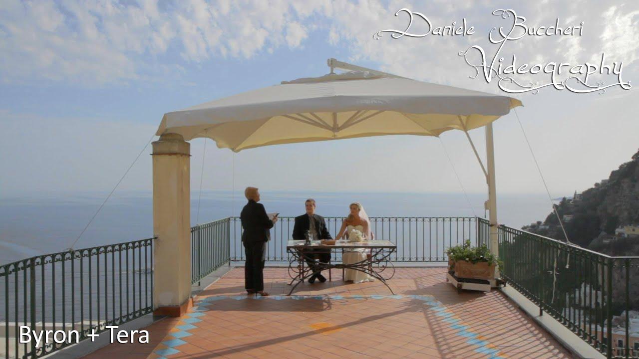 byron   tera  wedding in positano town hall  amalfi coast