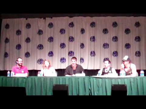 Dragon Con 2010 Stargate Panel Multiverses Part 2