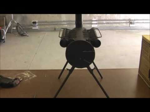 Survival Wood Stove