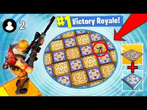 200 IQ VICTORY ROYALE! *INSANE* (Fortnite FAILS & WINS #12)