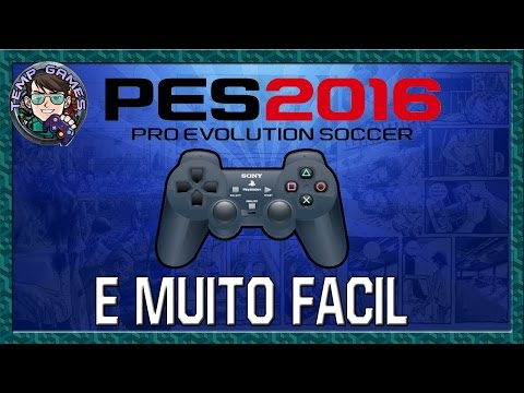 Como Configurar Joystick do ps2 No PES 2016 PC