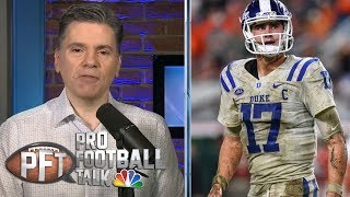 Connecting dots between Daniel Jones, New York Giants | Pro Football Talk | NBC Sports