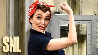 Rosie the Riveter - SNL