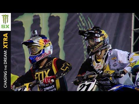 Inside the 2015 Monster Energy Cup: Chasing the Dream - Xtra