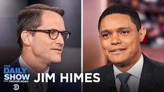 Jim Himes - Laying Out the Facts in Trump's Impeachment Inquiry | The Daily Show
