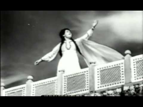 Mixpherion-indo-pak Peace Series-sivaji Ganesan Epic Film Karnan Song In Pak Film Anarkali video