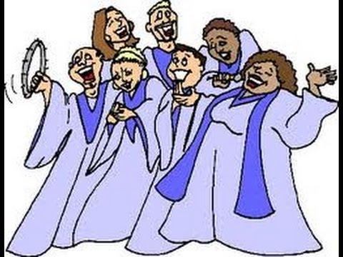 Choir Members Ratchet Choir Members be Like
