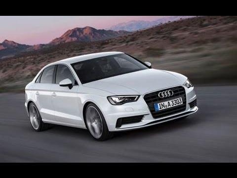 2014 Audi A3 Sedan, обзор
