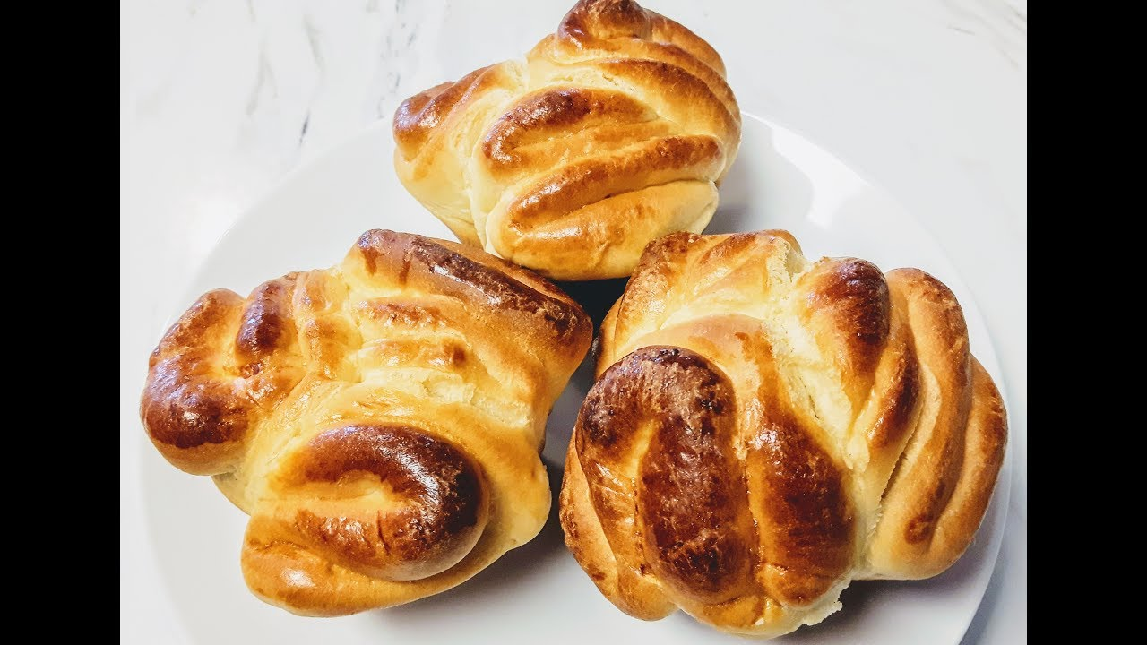 Рецепты теста на сладкие булочки с фото