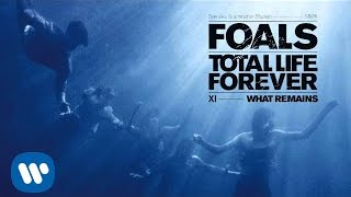 Watch Foals What Remains video