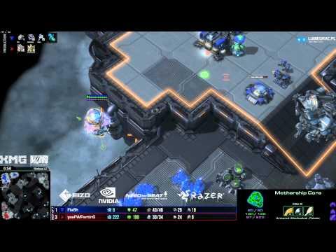 Finał - TvP- Parting vs Flash - NImbus - g5 - Starcraft 2 HD