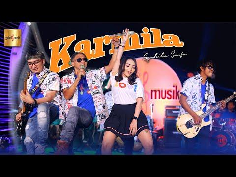 Download Lagu Syahiba Saufa - Karmila ( Live Music).mp3