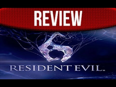Resident Evil 6 Review XBOX 360 PS3 PC