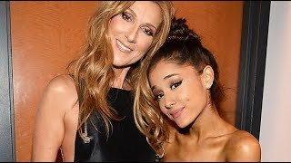 Download Lagu Ariana Grande Imitating Céline Dion Gratis STAFABAND