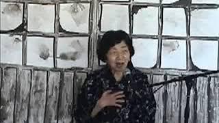 2009昔話めぐり 佐久間クラ子名人