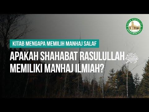 Mengapa Memilih Manhaj Salaf - Ustadz Ahmad Zainuddin Al Banjary