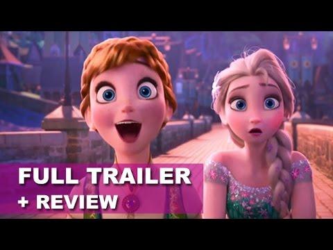 Frozen Fever Trailer 2015 + Trailer Review : Beyond The Trailer