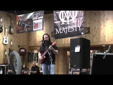 Lesson Guitar - John Petrucci Workshop