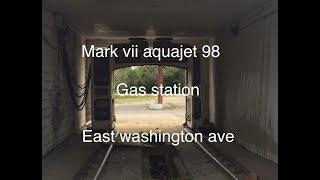 Abandoned mark vii aquajet 98 automatic car wash in ashburn Ga