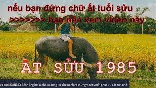 Tử Vi Tuổi Ất Sửu 1985 - Hải Trung Kim