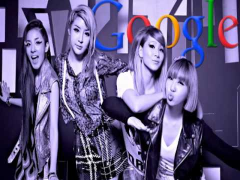 2NE1 - I LOVE YOU (GOOGLE TRANSLATE)