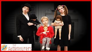 The DollMaker Turned The Kids Into Dolls - We Were Too Late