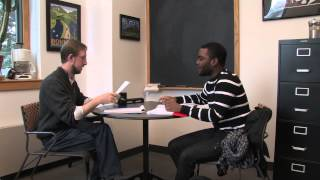 President Cornwell on Independent Study at Wooster