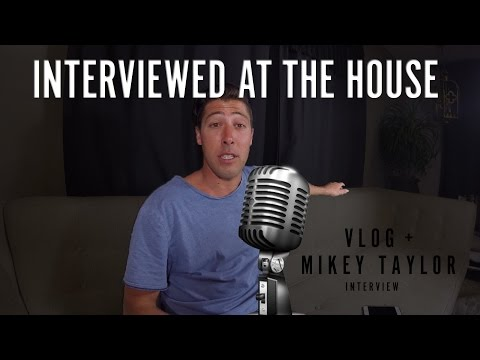 Mikey Taylor:  Interviewed at the House.  Talks Villager and Midler
