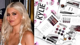 Kylie Jenner Drops ULTIMATE Kylie Cosmetics 2016 Holiday Gift Set