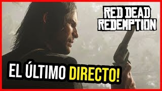 🔴ULTIMO DIRECTO DEL PRIMER RED DEAD REDEMPTION!!! - Gameplay RDR Xbox