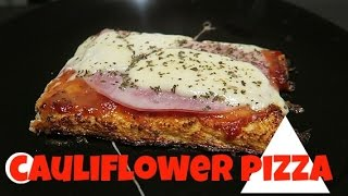 Cauliflower Pizza | Recipe